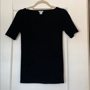 J. Crew Boatneck T-Shirt NEW